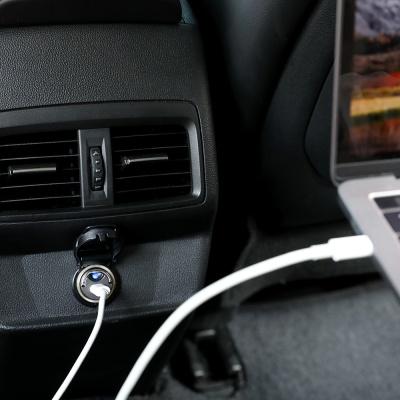 [무아스] 타입C 초미니 시거잭 차량용 고속충전기