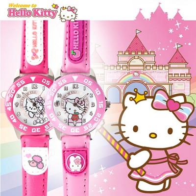 [Hello Kitty] 헬로키티 HK-008 시리즈 아동용시계 [본사정품]