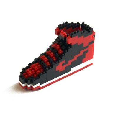 AJ1 Black & Red