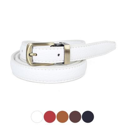 [디꾸보]금장버클 슬림 남성벨트 DCB-GB350