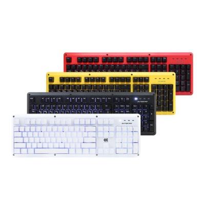 비프렌드 메카 플런저축 게이밍 키보드 MK8 (완전방수 / ABS 키캡)