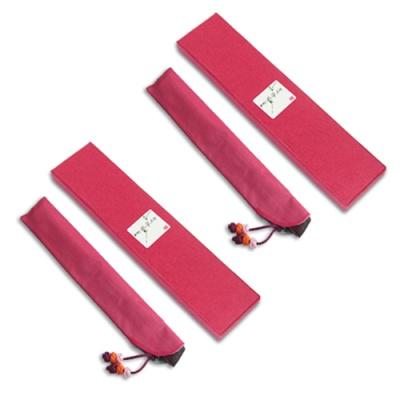 부채-한자의 멋 Ⅲ (C-RED)