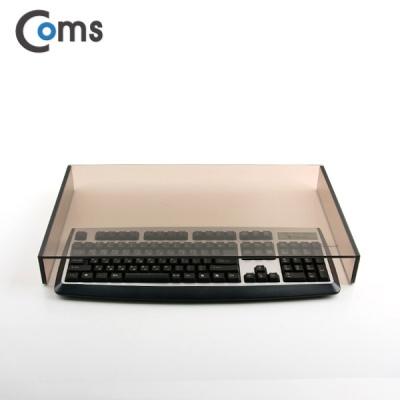 크리스탈 키보드 모니터 받침대 52X31 브론즈MLC3068