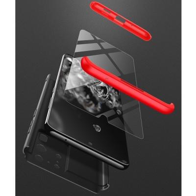 갤럭시 S20 S20+ Ultra 360 풀커버 매트 하드 케이스