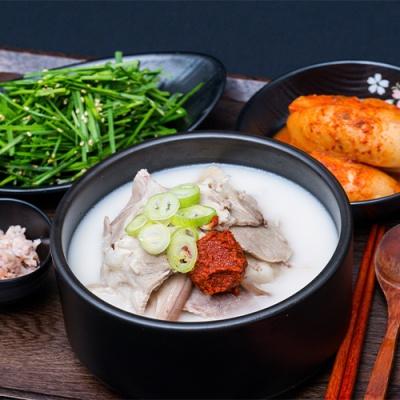 수제 돼지국밥 600g