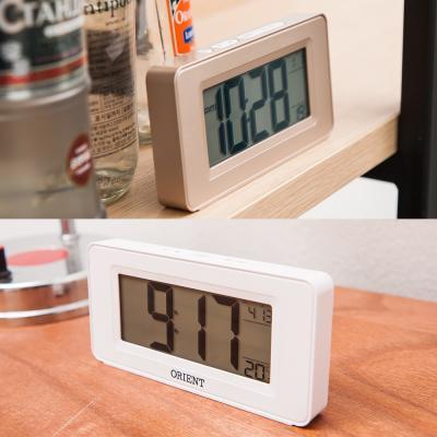 오리엔트 OT1564 스마트라이트 온도계 디지털탁상시계