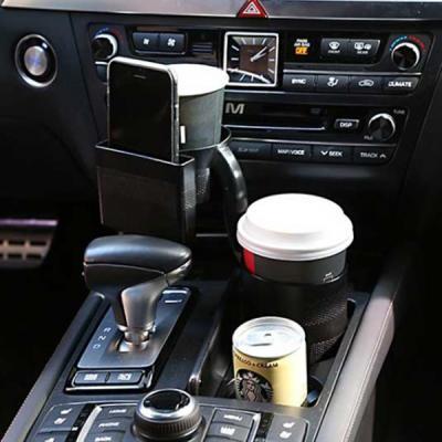 차량용 컵홀더 스마트 디영더 수납함 3way