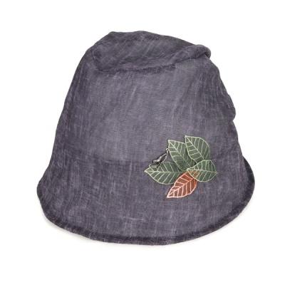 [디꾸보]멀티 나뭇잎 와이어 여성모자 DCH-AC532
