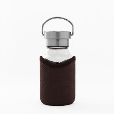 [로하티]브라이트 유리 물병 250ml/ 내열유리 보틀