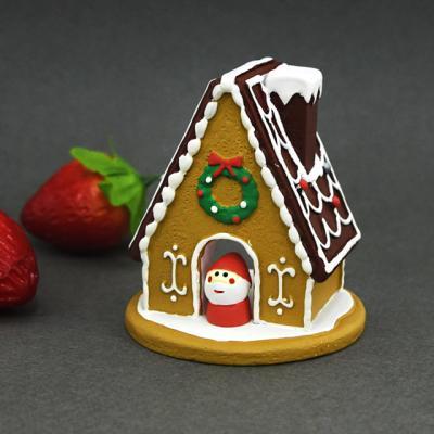 데꼴 마스코트 인형(산타케이크)