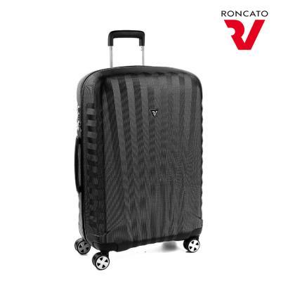 론카토 여행용 캐리어 E-LITE 중형 블랙 52220101