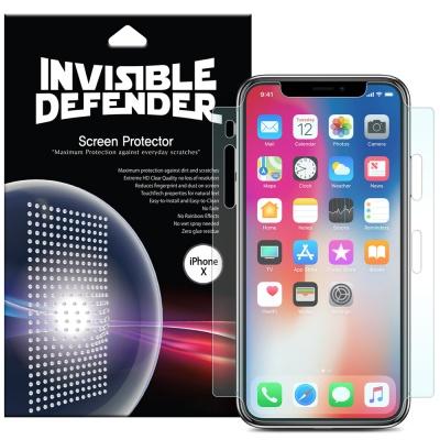 링케 아이폰X ID풀커버 액정보호필름(2매입)
