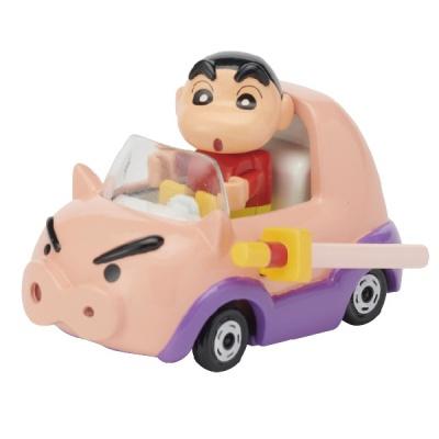 드림토미카 라이드온 R06 짱구&부리부리 대마왕자동차