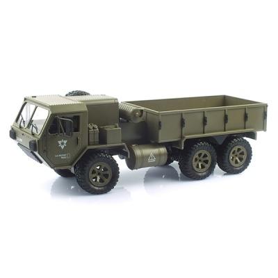 1/12 6WD 밀리터리 비례제어 군용 육공트럭 RC 840150
