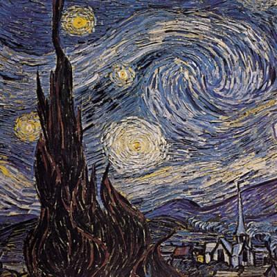 [챔버아트] A1074 별이빛나는밤 1000조각 직소퍼즐