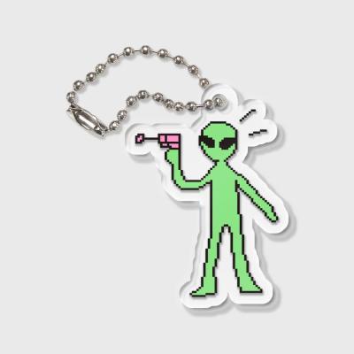 Alien kantavia(키링)