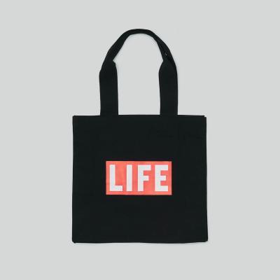 LIFE CLASSIC TOTE BAG_BLACK
