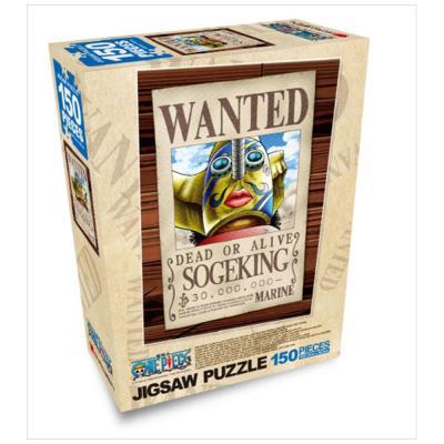 원피스 직소퍼즐 150pcs: Wanted 우솝