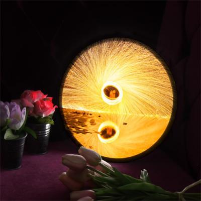 ne502-LED액자25R_화려한불꽃의쥐불놀이