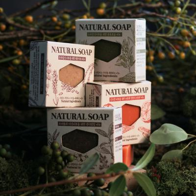 [아론솝] 천연성분 스킨케어 수제비누 4종