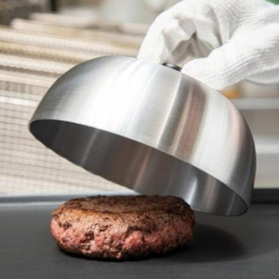 기본형 알루미늄 햄버거 커버 1개
