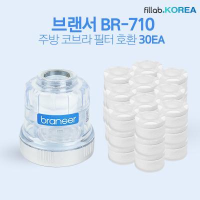 국산 브랜서 코브라형 BR-710 호환 필터X30