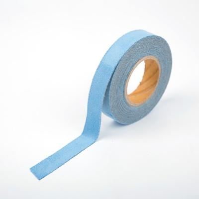 [홀리코] 10color 스웨이드 접착 테이프 - 하늘색