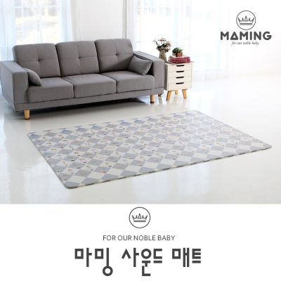 마밍 PVC 에듀 사운드매트 놀이방 매트