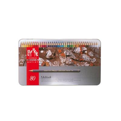 까렌다쉬유성색연필파블로메탈케이스80색666.380