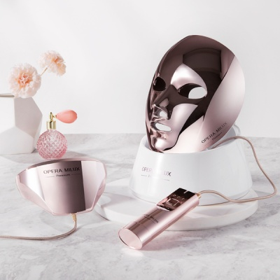 오페라 미룩스 LED 마스크 (얼굴+목)