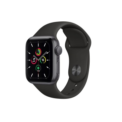 [애플] 애플워치SE, 40mm, 스페이스그레이알루미늄