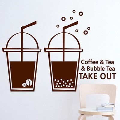 ijs154-향긋한 커피 앤 버블티 B(중형)