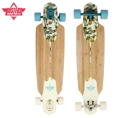 [DUSTERS] 38 CHANNEL X ISLE X DROP THROUGH X LONGBOARD COMPLETE