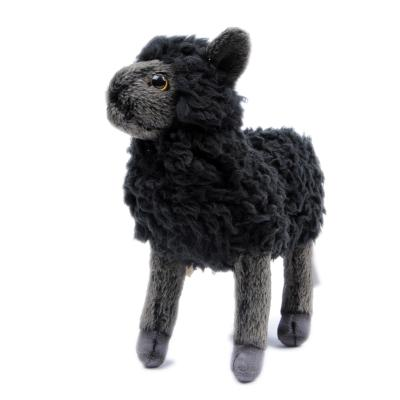 5975번 어린양검정색 Little Lamb(black)/17cm.H