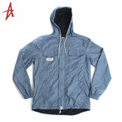 [Altamont] COMBI WINDBREAKER JACKET (Harbor Blue)