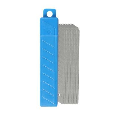 SDI 고탄소강 리필 커터칼 18mm 대형 (10개입)