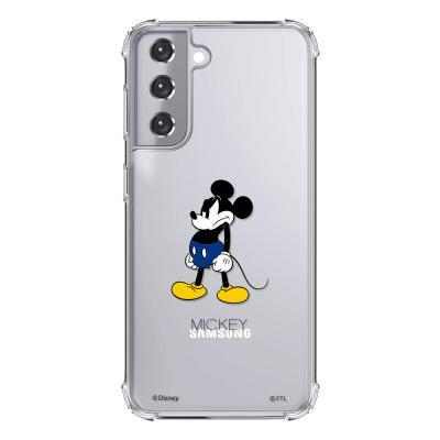 (방탄케이스) 디즈니 심통난미키블루 휴대폰케이스