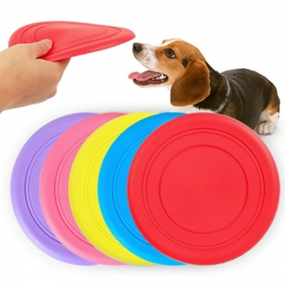 PH 애견 실리콘 원반(애완동물 비행접시)