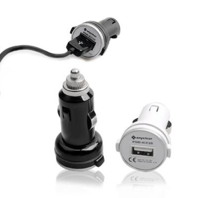 애니클리어 차량용 USB 충전기 ICC20