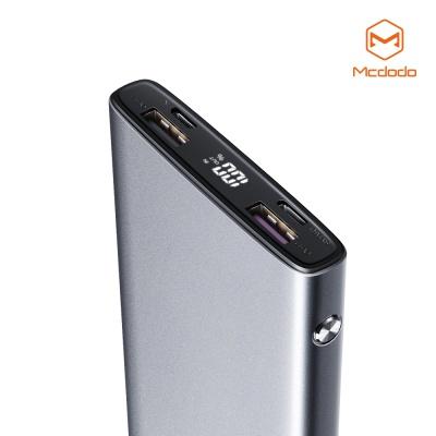맥도도 LED 디스플레이 고속 5A 보조배터리 10000mAh