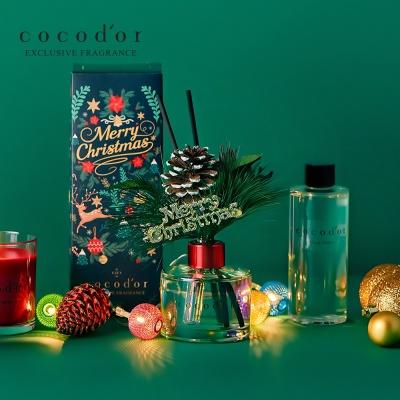 코코도르 크리스마스 디퓨저 120ml + 리필액 200ml