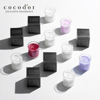 쇼핑백/소 증정 코코도르 프리미엄자 캔들 1+1+1