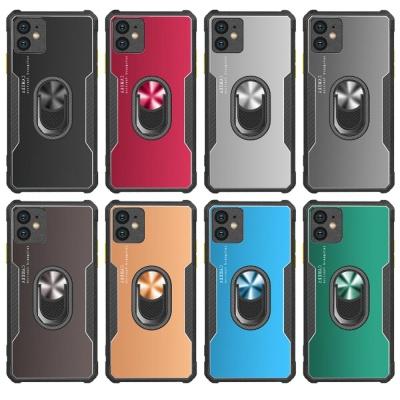 아이폰 xr xs max se2 8 스마트링 메탈 실리콘 케이스