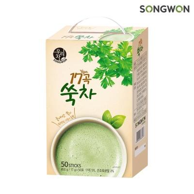 송원 17곡 쑥차 50T