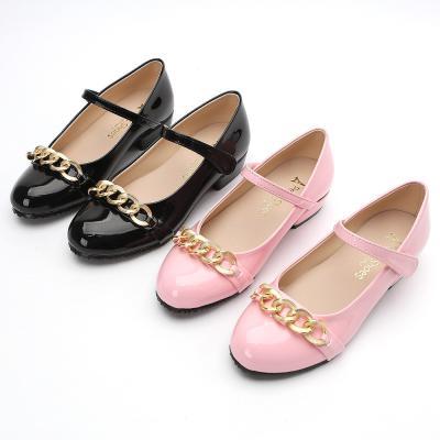 쁘띠 체인구두 190-230 아동 주니어 키즈 구두 신발