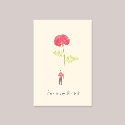 [카드] For mom & dad VM3007