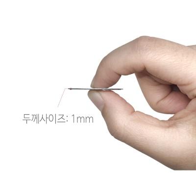 원형 퍼즐철판 벌크포장