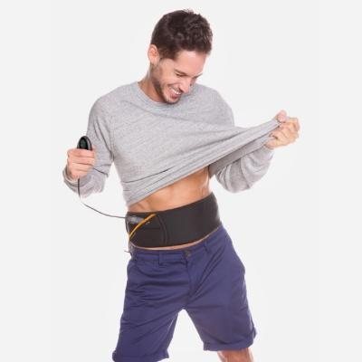 슬렌더톤 프리미엄 ABS7 복부 토닝벨트/EMS 홈트레이닝/복근운동