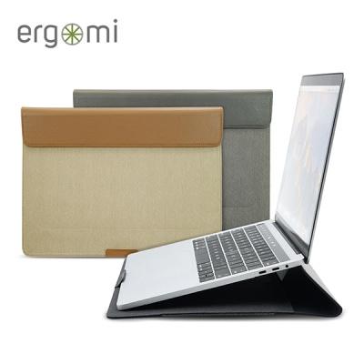 에르고미 타임리스 노트북 파우치 가방 거치대 겸용