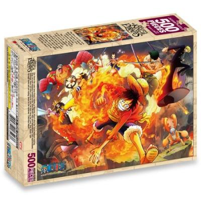 원피스 퍼즐 불굴의투지 500 피스 직소퍼즐